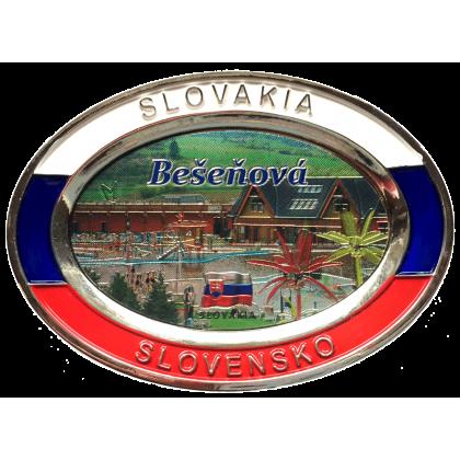 Suvenír Tanier ovál Bešeňová