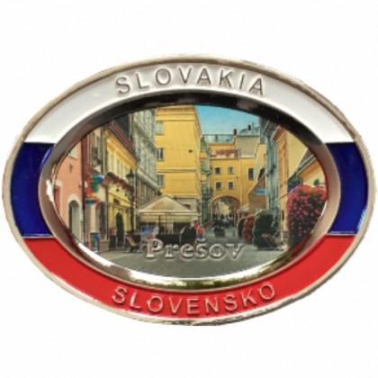 Suvenír Tanier ovál Prešov
