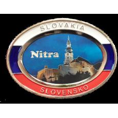 Suvenír Tanier ovál Nitra