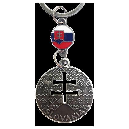 Kľúčenka Slovakia 01