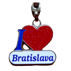 Kľúčenka Bratislava