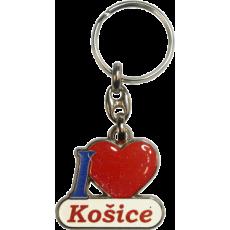 Kľúčenka  Košice
