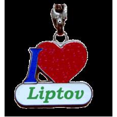 Kľúčenka Liptov