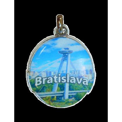 Kľúčenka Bratislava Most