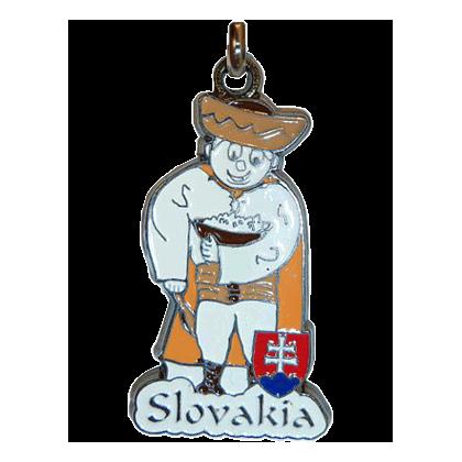 Slovakia Prívesok Bača