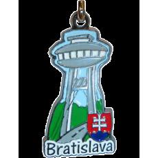 Kľúčenka Bratislava 05