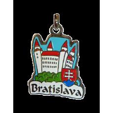 Kľúčenka Bratislava 07