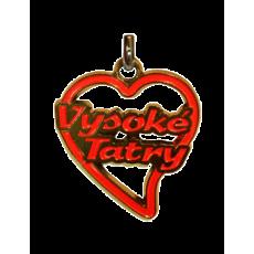 Kľúčenka Vysoké Tatry