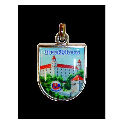 Kľúčenka Bratislava Hrad