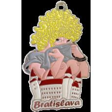 Klúčenka Bratislava Hrad B