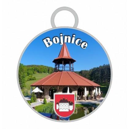 Kľúčenka kruh Bojnice 04