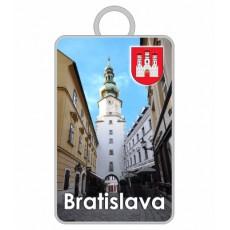 Kľúčenka Bratislava 02