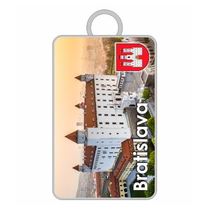 Kľúčenka Bratislava 04