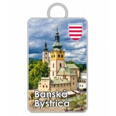 Kľúčenka Banská Bystrica 01