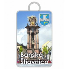 Kľúčenka Banská Štiavnica 01