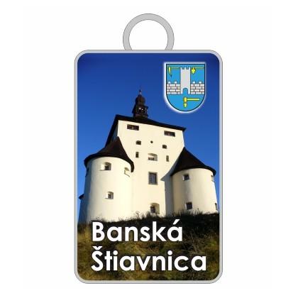 Kľúčenka Banská Štiavnica 04
