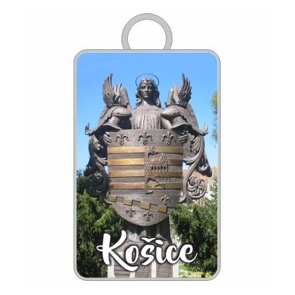 Kľúčenka Košice 01