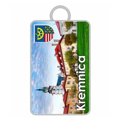 Kľúčenka Kremnica 01