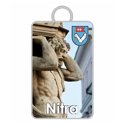 Kľúčenka Nitra 01