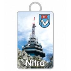 Kľúčenka Nitra 02