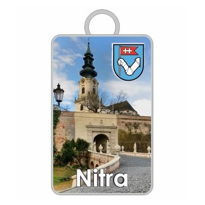 Kľúčenka Nitra 03
