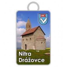 Kľúčenka Nitra 04