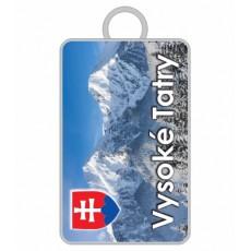 Kľúčenka Vysoké Tatry 03