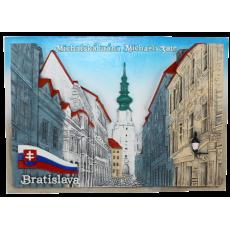 Suvenír Obraz Michalská brána
