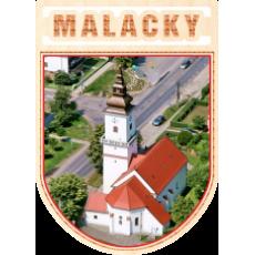 Magnetka erb Malacky