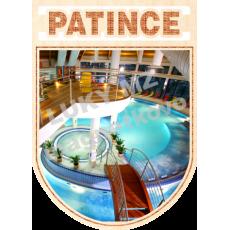 Magnetka erb Patince1