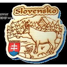 Magnetka gravírovaná Slovensko 6