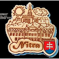 Magnetka gravírovaná Nitra 1