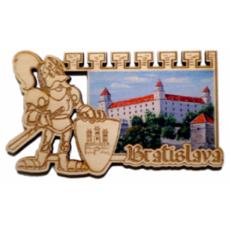 Magnetka hrad Bratislava Hrad 1