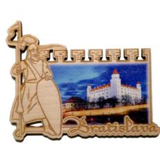 Magnetka hrad Bratislava Hrad 3
