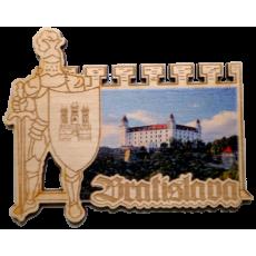 Magnetka hrad Bratislava Hrad 4