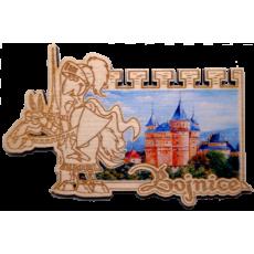 Magnetka hrad Bojnický Zámok