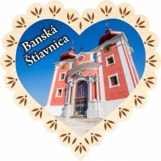 Magnetka srdiečko Banská Štiavnica 03