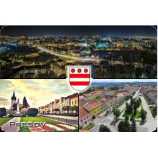 Magnetka drevená Prešov 01
