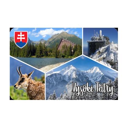 Magnetka drevená Vysoké Tatry 02