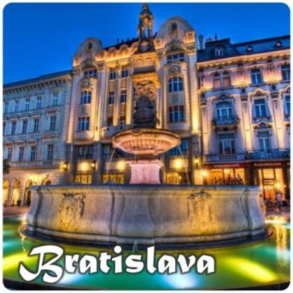 Magnetka Bratislava 06