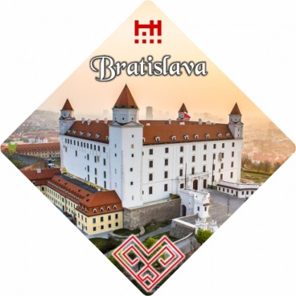 Magnetka Bratislava 08