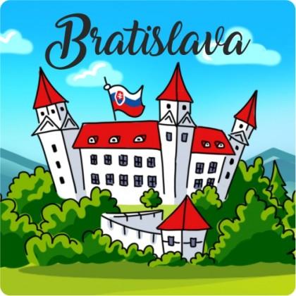 Magnetka Bratislava 09