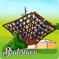 Magnetka Bratislava 10
