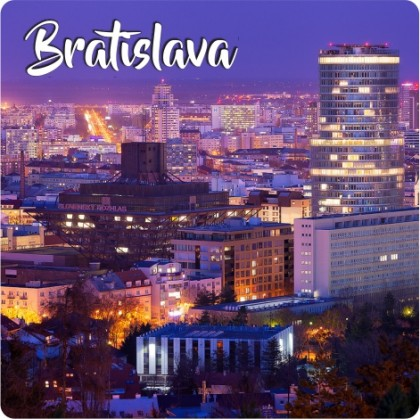 Magnetka Bratislava 12