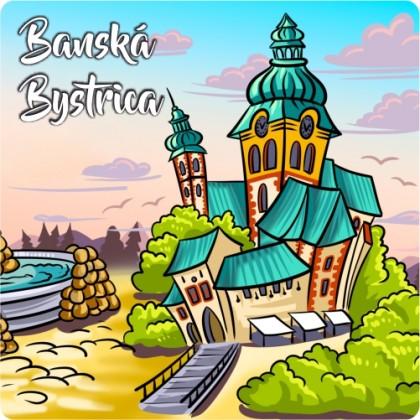 Magnetka Banská Bystrica 04