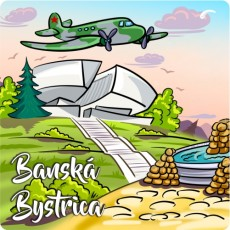 Magnetka Banská Bystrica 05