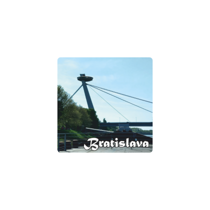 Magnetka Bratislava 02