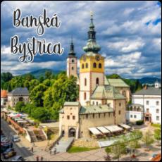 Magnetka Banská Bystrica 01