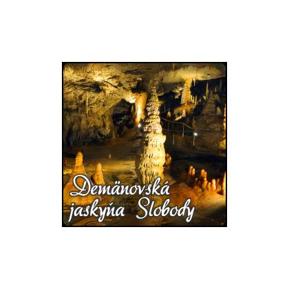 Magnetka Demänovská jaskyňa Slobody 01