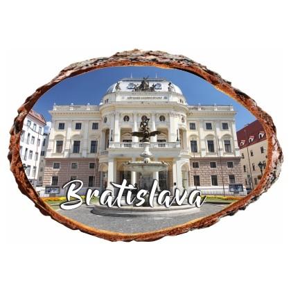 Magnetka kôra Bratislava 04